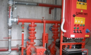 Εγκαταστασεις πυροσβεστικων συστηματων